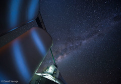 Milky Way over CBH (OzSavage) Tags: york stars westernaustralia startrails grainsilo startrail cbh abcopen:project=lightpainting