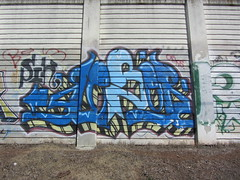RESER (Same $hit Different Day) Tags: graffiti bay east sik reser