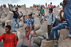 Photos - Dwarka (Maciej Dakowicz) Tags: camera people india person photo asia phone indian tourist visitor gujarat phototrip takingphoto dwarka