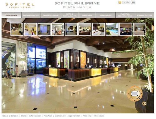 Sofitel Manila Virtual Tour