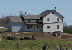 2012-04-22_New House (Mark Burr) Tags: houses barns holyrood farms mennonite brucecounty oldordermennonite