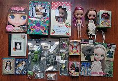 Stuff I bought in Japan