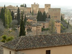 Alhambra (UNESCO WHS) (uempe (only sporadically here)) Tags: espaa digital photo andaluca spain europa europe foto andalucia unescoworldheritagesite unesco worldheritagesite panasonic espana alhambra granada april andalusia fortress andalusien unescoworldheritage spanien generalife 2012 worldheritage whs iberianpeninsula festung welterbe unescowelterbe unescowhs panasoniclumixdmcfz7 iberischehalbinsel
