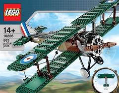 10226 Sopwith Camel (1) (Dunechaser) Tags: news set airplane lego biplane 2012 sopwithcamel 10226