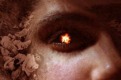 War (jessicadifoggio) Tags: eye war explosion trauma