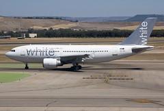 WHT A310 CS-TKI (PlaneSnapper) Tags: madrid white airbus mad barajas a310 wht cstki a3103