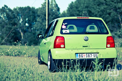 "Maxa's Green VW Lupo • <a style=""font-size:0.8em;"" href=""http://www.flickr.com/photos/54523206@N03/7166519802/"" target=""_blank"">View on Flickr</a>"