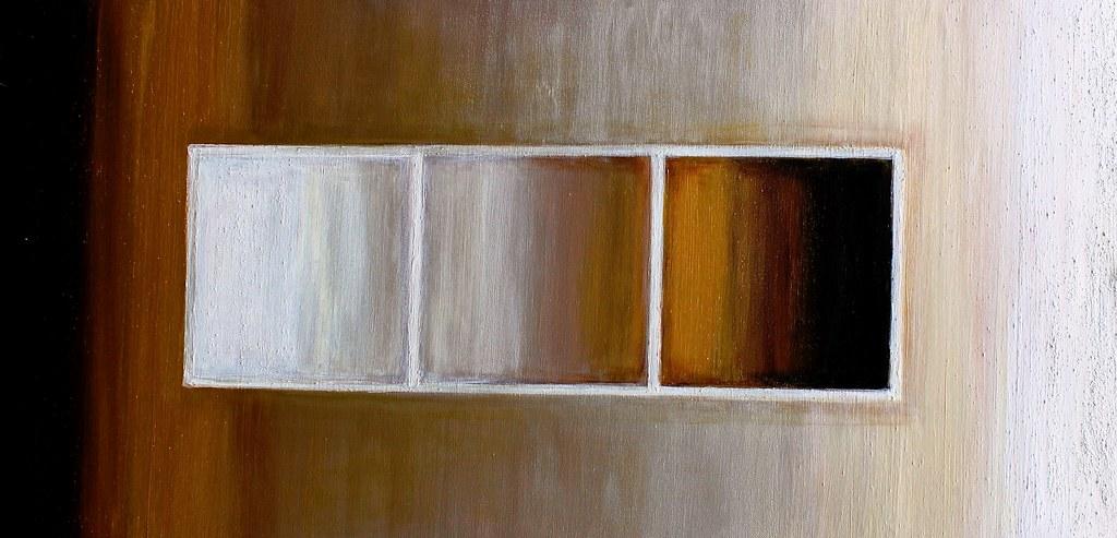 Fenster (Acrylbilder) Tags: Modern Gold Sand Zimmer Natur Moderne Bild  Flour Bilder Acryl