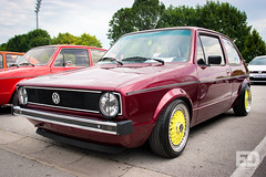 "VW Golf Mk1 • <a style=""font-size:0.8em;"" href=""http://www.flickr.com/photos/54523206@N03/7180930353/"" target=""_blank"">View on Flickr</a>"