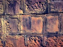 Stone. (Miltondb3) Tags: old red color yellow metal fire god laranja internet rosa preto vermelho eua rocknroll blend facebook barackobama sansung brzil flickraward photoscape photoshopcs5 miltonbocchese
