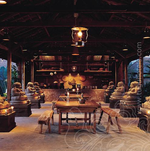 Dining Waroeng Tugu - Hotel Tugu Bali