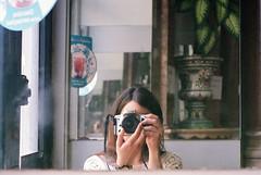 Week 20/52 (PatriciaRodriguesCarvalho) Tags: portrait woman film self project mirror personal lisbon week 20 52