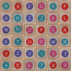 Rubber Stamp Letters & Numbers (Leo Reynolds) Tags: fdsflickrtoys photomosaic alphabet alphanumeric letterset 0sec abcdefghijklmnopqrstuvwxyz0123456789 hpexif mosaicalphanumeric xleol30x xphotomosaicx xxx2012xxx