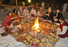 "Powerful Agni,fire ceremonies at Ma Ganga Yoga Shakti Retreat • <a style=""font-size:0.8em;"" href=""http://www.flickr.com/photos/80108875@N05/7362165460/"" target=""_blank"">View on Flickr</a>"