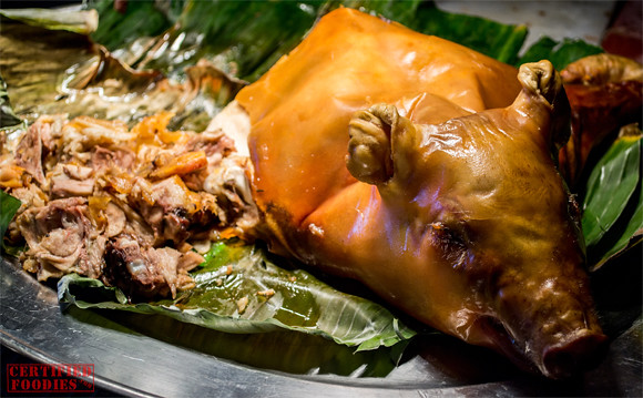 Cochinillo - roasted suckling pig