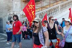 DSC_4930 (i'gore) Tags: roma precari lavoro manifestazione cgil uil lavoratori crescita pensionati fisco occupazione cisl sindacato sindacati disoccupati esodati