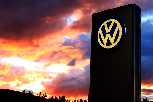 Armstrong VW Sunset