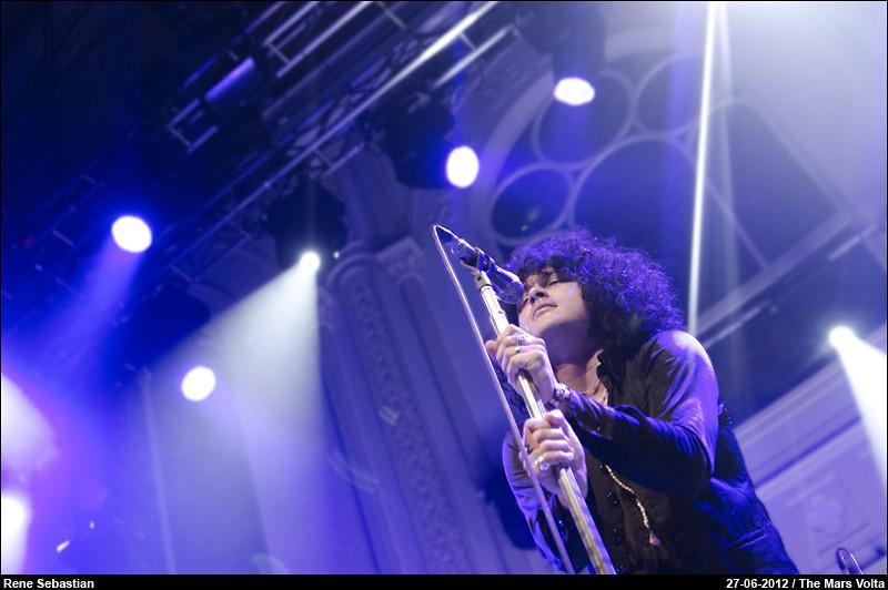 The Mars Volta @ Paradiso