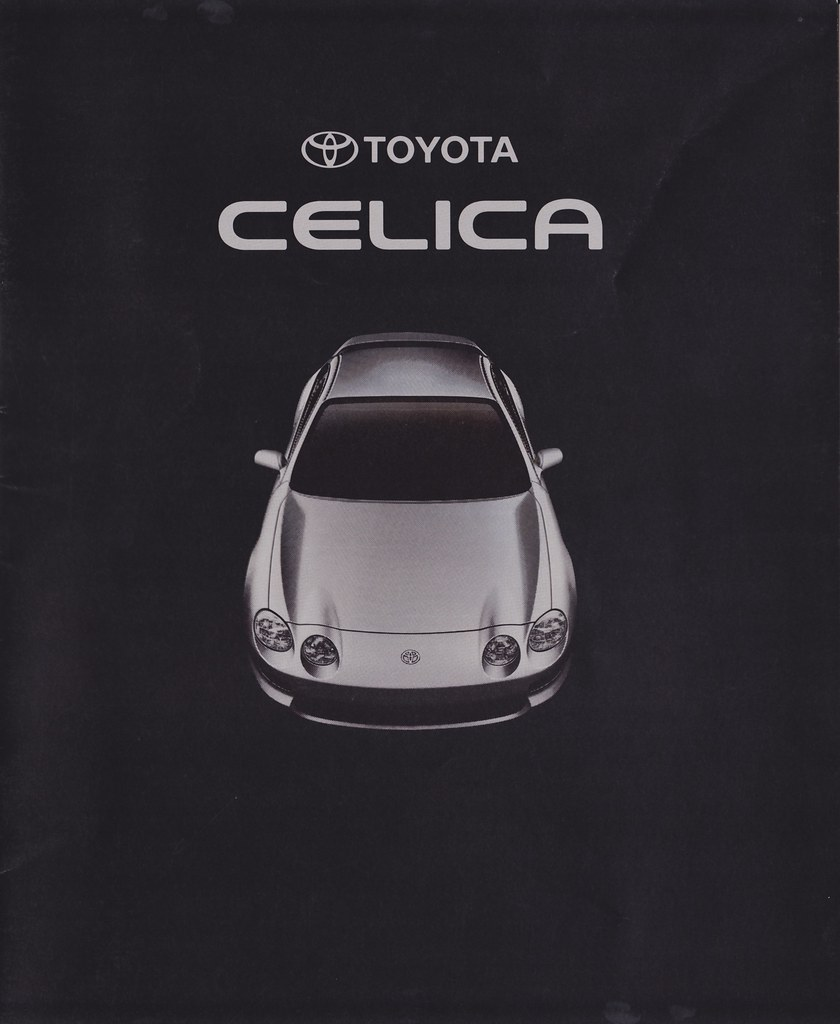 Toyota Celica Lt 1977 >> The World's Best Photos of brochure and st - Flickr Hive Mind