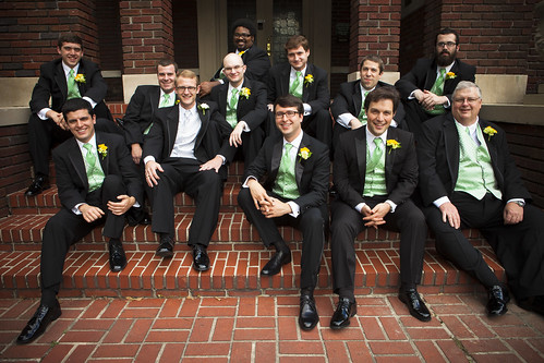 Look at these Groomsmen by Sean Davis, on Flickr