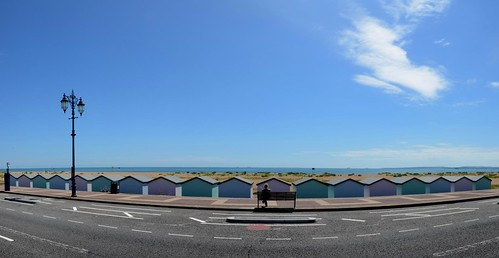Beach huts - Eastney