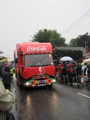 Its the Coca Cola lorry IMG_2313 (tomylees) Tags: july torch cocacola olympic van friday essex relay 6th 2012 entourage hatfieldpeverel