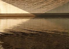 View from under a bridge (andzwe) Tags: summer copyright sun holland reflection netherlands © hasselt nederland panasonic zomer brug zon fz reflectie fz50 panasonicdmcfz50 panasoniclumixdmcfz50 andzwe ©andzwe viewfromunderabridge
