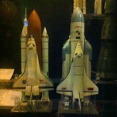 Shuttle & Buran #nofilter