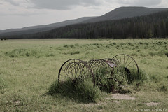Week 29: Countryside (Zachary Koontz Photography) Tags: ranch park mountain mountains canon germany rockies countryside cabin colorado cloudy farm hill rocky national german 7d co settlers rmnp immigrant estes 2012 holzwarth