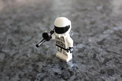Assualt Troop 5 (Lego Weapons) Tags: trooper starwars team energy gun lego space halo weapon clones sniper pistol sword shotgun squad custom clone turret engineer swat magnum minigun silenced swatteam assaultrifle sniperrifle customweapons cloneteam