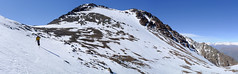 Cumbre Punta de Damas (J_Velasquez) Tags: chile santiago sierra punta andes cordillera damas maipo ramn