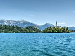 Lago de Bled (etoma) Tags: eslovenia mygearandme lagodebled