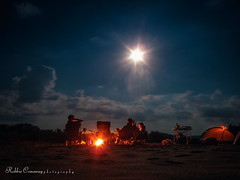 Moonlight Campsite