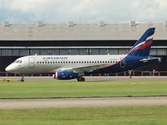 RA-89008 Sukhoi SSJ-100 Aeroflot