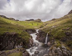 Tongue pot River Esk lake district (Giuseppe Baldan) Tags: