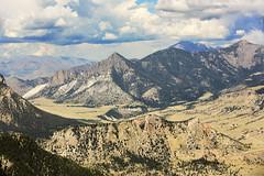 White Mountain and Sunlight Basin (wyojones) Tags: wyoming cody cheifjosephscenicbyway deadindianhill sunlightbasin shoshonenationalforest absarokamountains whitemountain wyojones np