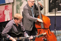 Jazzy Night 2 - Dave Stryker & John Goldsby (2016 SJW Photos) Tags: jamey aebersold summer jazz workshop workshops camps music school louisville dave stryker guitar john goldsby bass