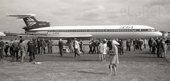 G-AWZB Hawker Siddeley HS121 Trident 3B c/n 2303 BEA (eLaReF) Tags: gawzb hawker siddeley hs121 trident 3b cn 2303 bea