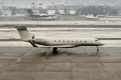 Untitled Business-Jet Gulfstream G650 N650GU (EK056) Tags: untitled businessjet gulfstream g650 n650gu zrich airport