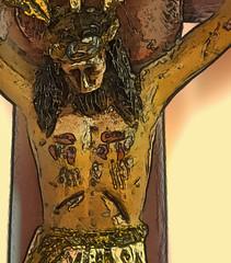 Jesus (sadler0) Tags: crucifix crucifixion jesus jesuschrist cristo