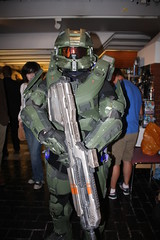 Comic Con 2016 (1st Englishgent) Tags: halo reach odst masterchief master chief cosplay preston
