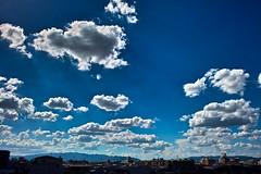20160821_SDIM0450 (NAMARA EXPRESS) Tags: landscape sky cloud blue weather street city building deepsky deepblue shine summer fine outdoor color toyonaka osaka japan foveon sigma dp1x namaraexp