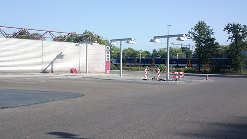 Hermes Eindhoven Electric Bus Charging Station