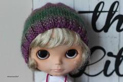 Cap for Blythe- b46