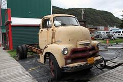 Turnip Truck (twm1340) Tags: chevy chevrolet coe cabover skagway ak alaska
