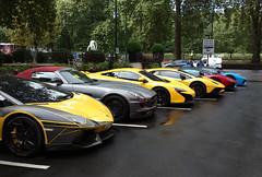 Lamborghini Aventador x4, Mercedes SLS Brabus, McLaren 650s (p3cks57) Tags: lamborghini aventador x4 sv roadster supercars hypercars worldcars combo dorchester hotel mayfair london mercedes sls brabus mclaren 650s