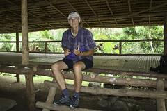 I found a uke (Sven Rudolf Jan) Tags: sivmunch tufi papuanewguinea me ukulele