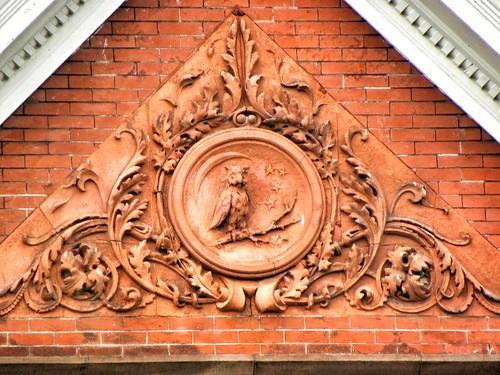 Syracuse New York ~ The Spa at 500 ~ Historic Victorian Mansion