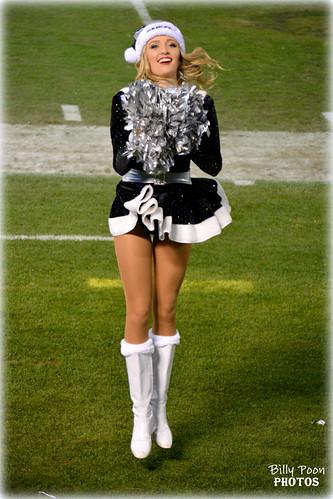 2015 Oakland Raiderette Taylor