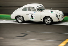 Tom Pead - 1957 Porsche 356 at the 2016 Silverstone Classic (Photo 1) (Dave Adams Automotive Images) Tags: 07302016 2016 30072016 30thjuly autosport car cars circuit daai daveadams daveadamsautomotiveimages hscc historicsportscarclub iamnikon july motorrace motorracing motorsport nikkor nikon racing rockingandracing silverstone silverstoneclassic track vscc vintagesportscarclub davedaaicouk wwwdaaicouk tompead 1957porsche356 1957 porsche 356 uul442